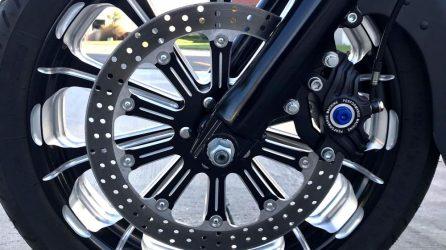 Motorcycle Brake Pads, Disc Rotors & Brake Calipers