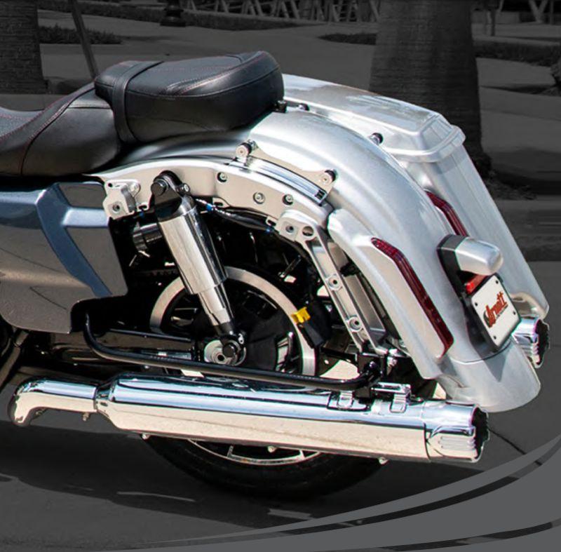 Arnott Air Ride Motorcycle Suspension in Australia