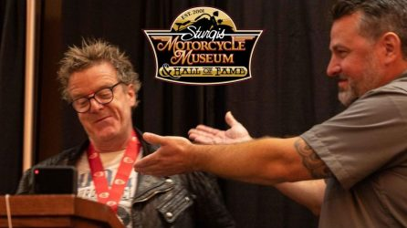 Fred Kodlin – Sturgis Motorcycle Museum Hall Of Fame
